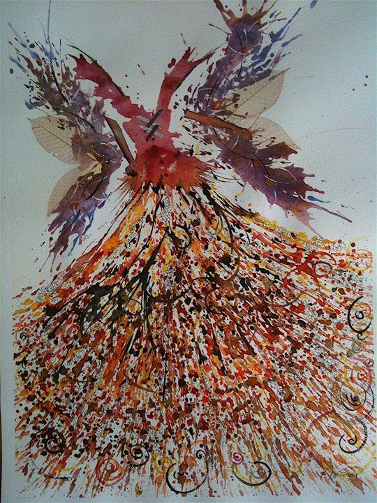 Fairy Autumn - Mc Regottaz