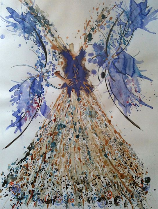 Purple Fairy - Mc Regottaz