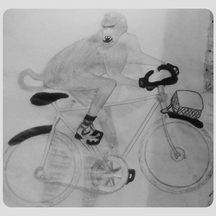 Monkey Ride -  Sikmat3