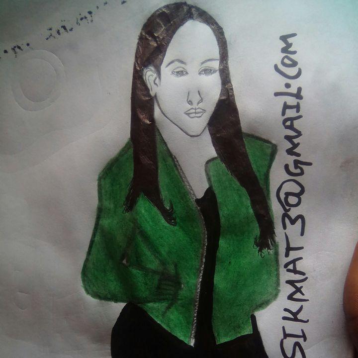 Beautiful Lady -  Sikmat3