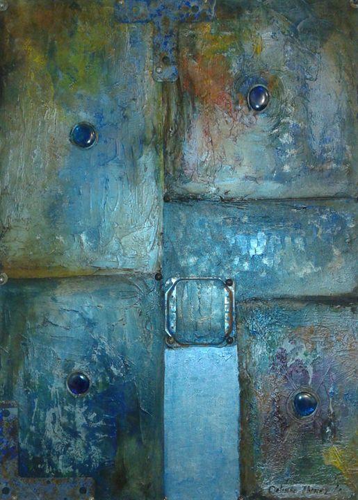 Blue Metal - Jireh