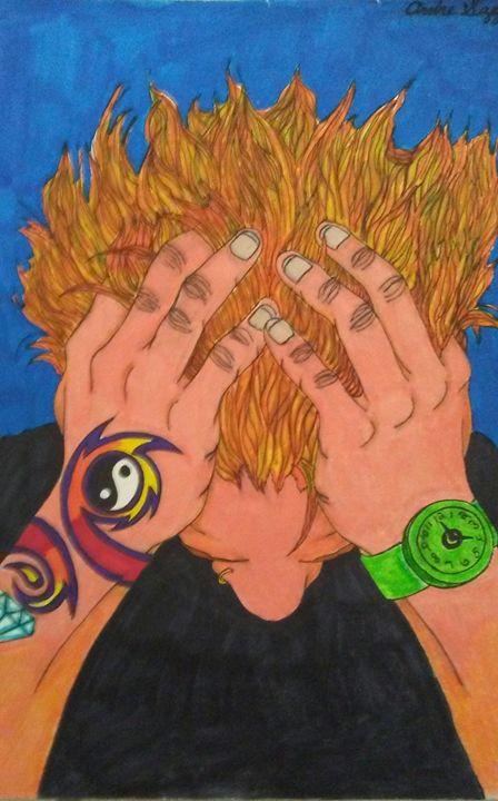 Depression - Andre Sapp