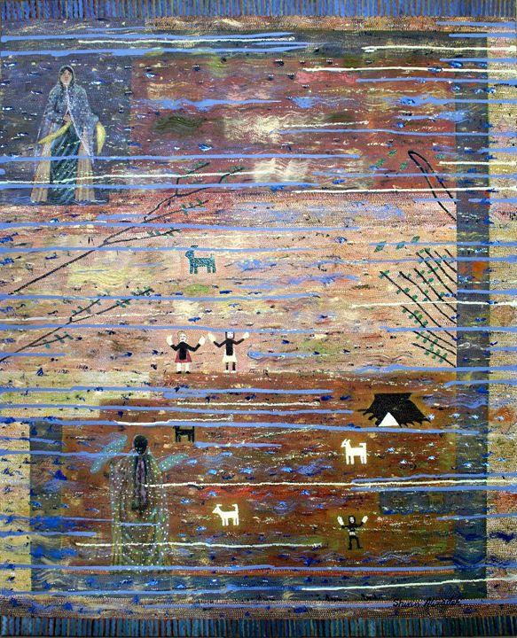 Nomads - Shirin Alizadeh