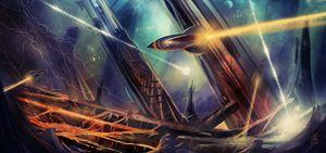 Burning Alien Worlds