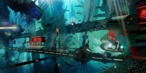 Abyss City - Future Noir