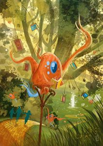 West of Oz - Tree of Knowledge - I Create Worlds - All things Fantasy by Luis Peres