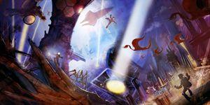Alien Megastructures - Rama V