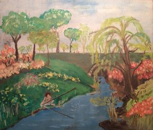 'Brandywine Creek' - Hillbillyrustic
