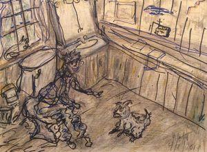 ' Iggy in the Bathroom '