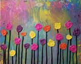 Flower Fun Painting
