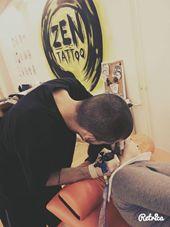 Blaze ZEN tattoo