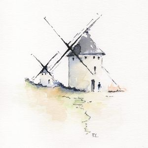 Castilla Windmills
