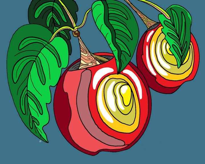 New England Apples - Jennydearinger