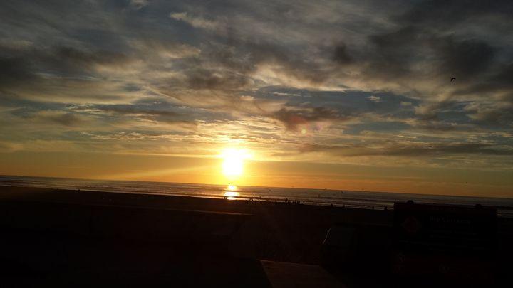 Sunset beach, San Francisco - J.G.Gallery