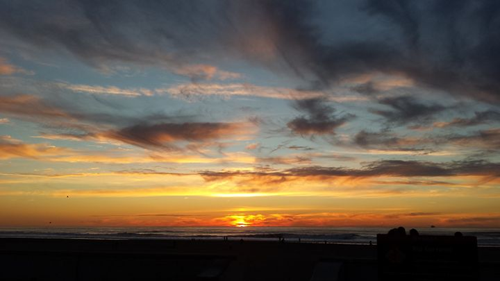 Sunset - J.G.Gallery