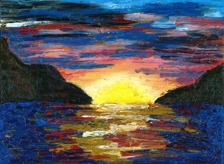 sunset - ГАБРЕЛЕ