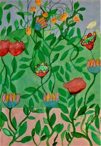 The Court Yard version 2 - Little Garden arts