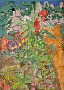 Study of Alice's Garden Version 1 - Little Garden arts