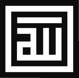 Allah- monochrome