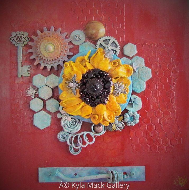 Sunflower - Kyla Mack Gallery
