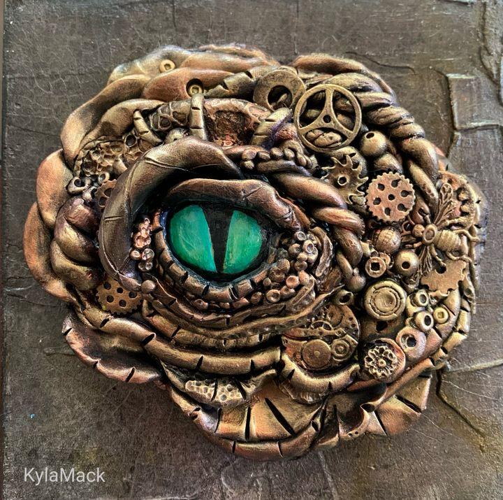 I See You - Kyla Mack Gallery