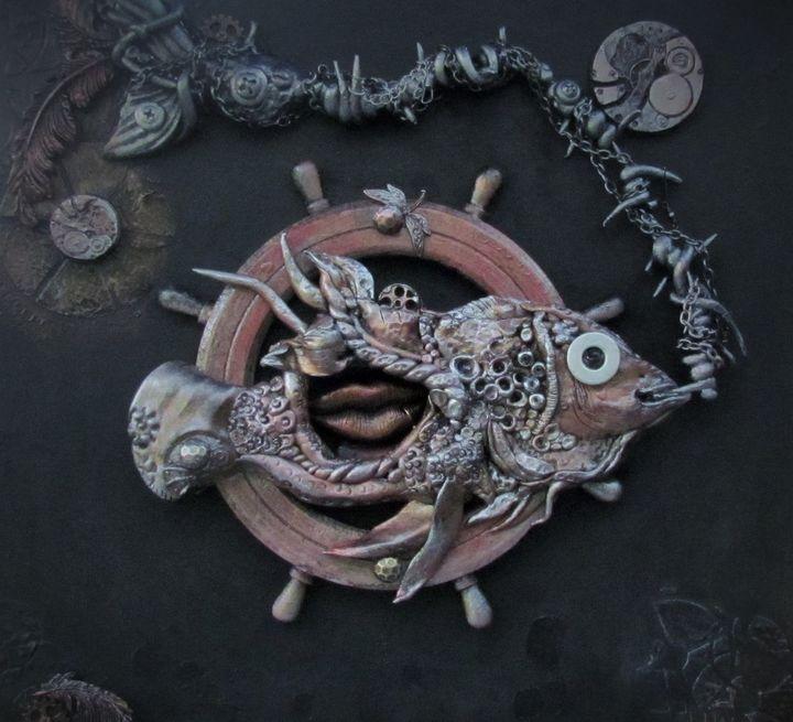 Hooked On You - Kyla Mack Gallery
