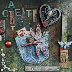 Be Creative - Kyla Mack Gallery