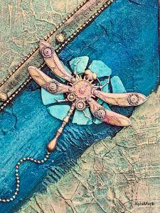 Dragonfly - Kyla Mack Gallery