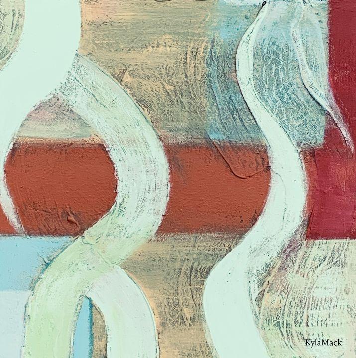 Abstract - Kyla Mack Gallery