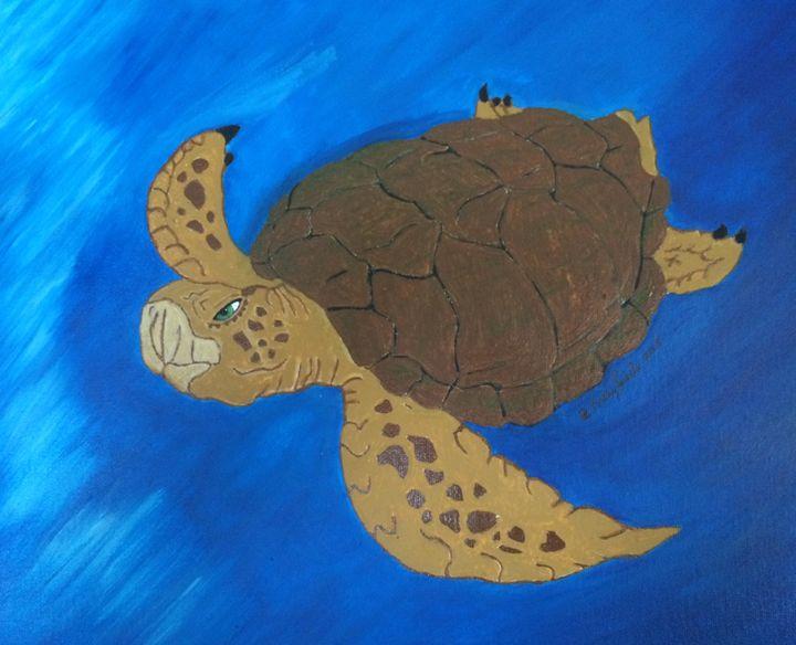 Sea Turtle - KatrinaArt
