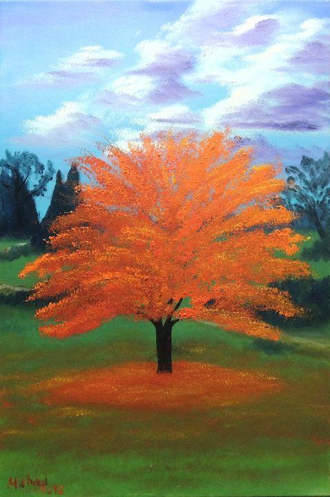 Nada mal pra um sábado de tarde - Michael Barros Pinturas