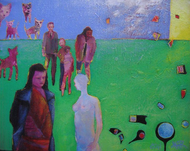 """""""Cats End Dogs'' - Jan Jarosinski aka YARO"""