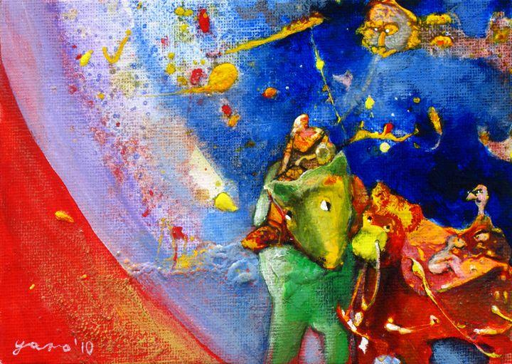 """Untitled"" - Jan Jarosinski aka YARO"