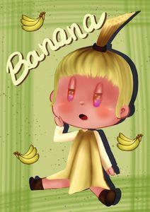 Chibi Banana