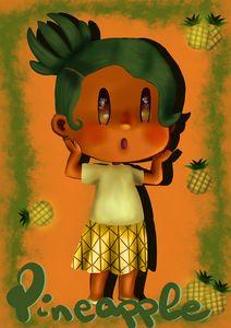 Chibi Pineapple