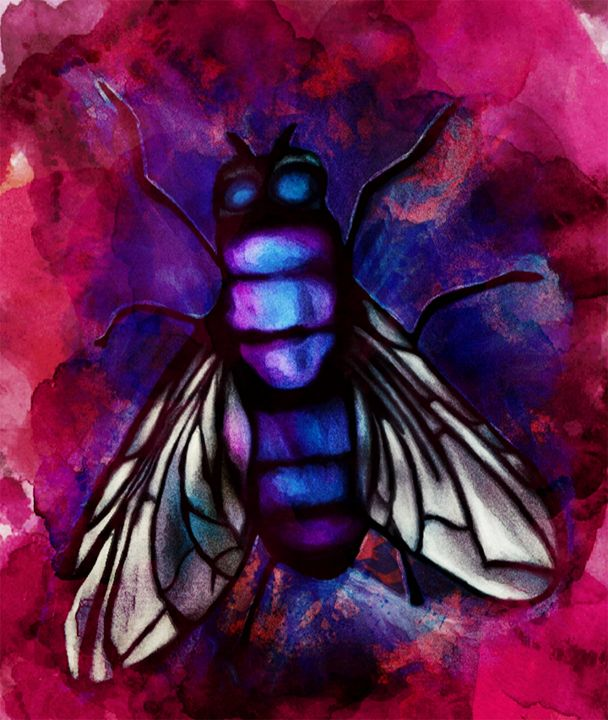Electric Fly - Rosemary Wendorf