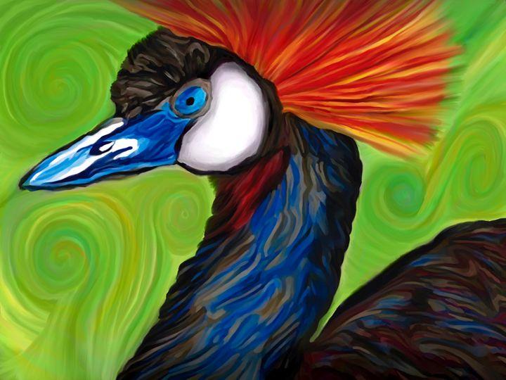 Bird of Wonder - Rosemary Wendorf