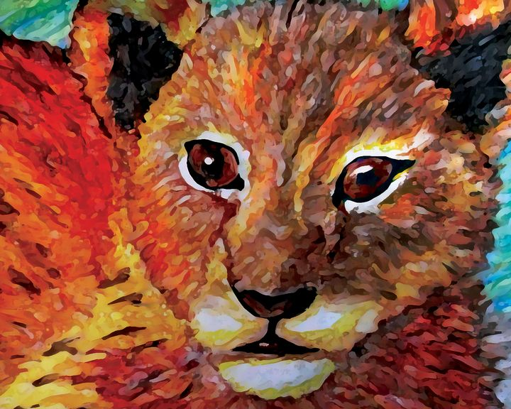 A Cub's Trust - Rosemary Wendorf
