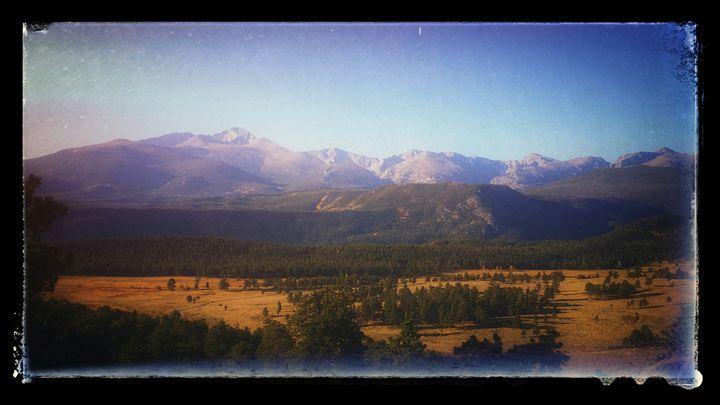 Mystic Majestic Mountains - Rosemary Wendorf