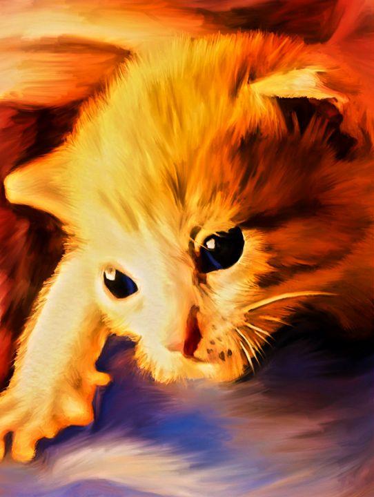 Kitten's New World - Rosemary Wendorf
