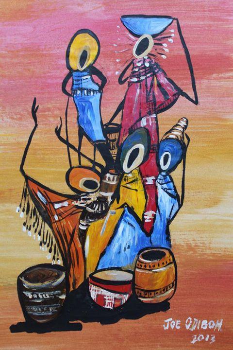 Junkies - African Art Gallery
