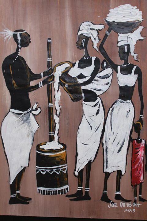 Harems - African Art Gallery