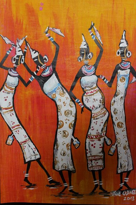 Triumph - African Art Gallery