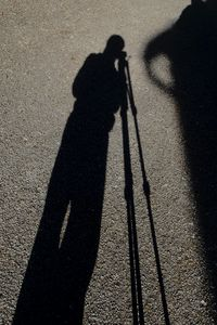 Shadow of the Photographer