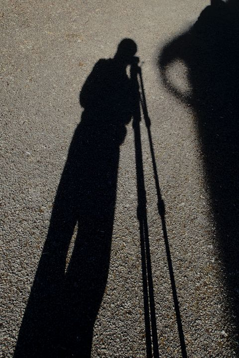 Shadow of the Photographer - Patrick Lauser