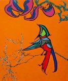 Original Bird Art Work