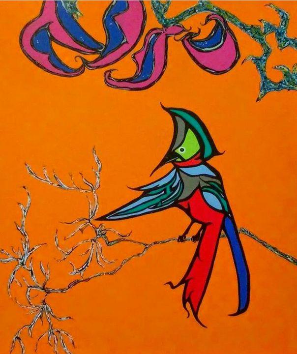 The bird - Roman Gutierrez