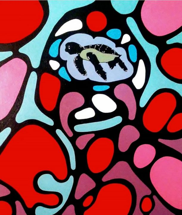 Lost Sea Turtle - Roman Gutierrez