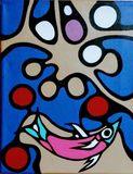 Original Fish Art