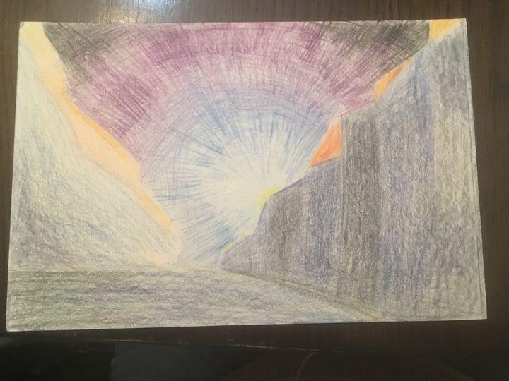 Sunset Cliffs - Eli